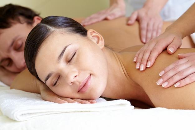 Doi masajes a parejas con sitio gratis 9835