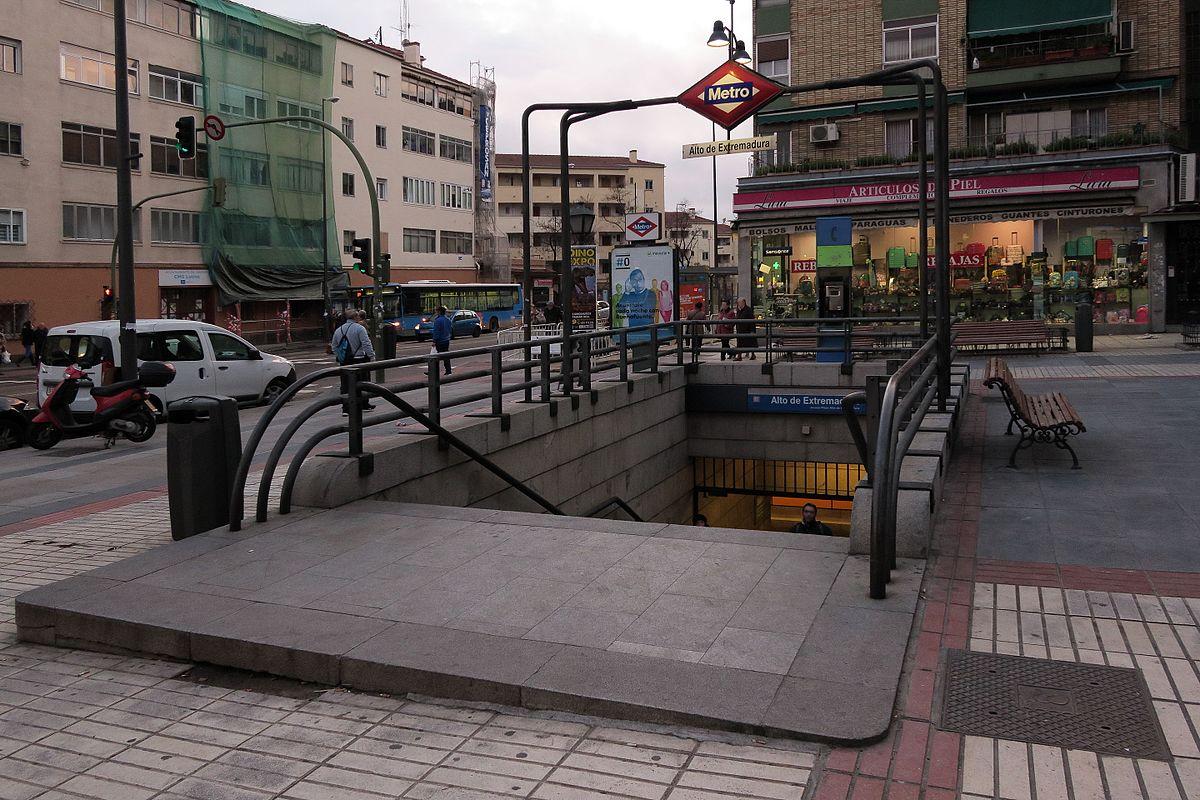 Usera plaza elíptica legazpi Pergamino 4384