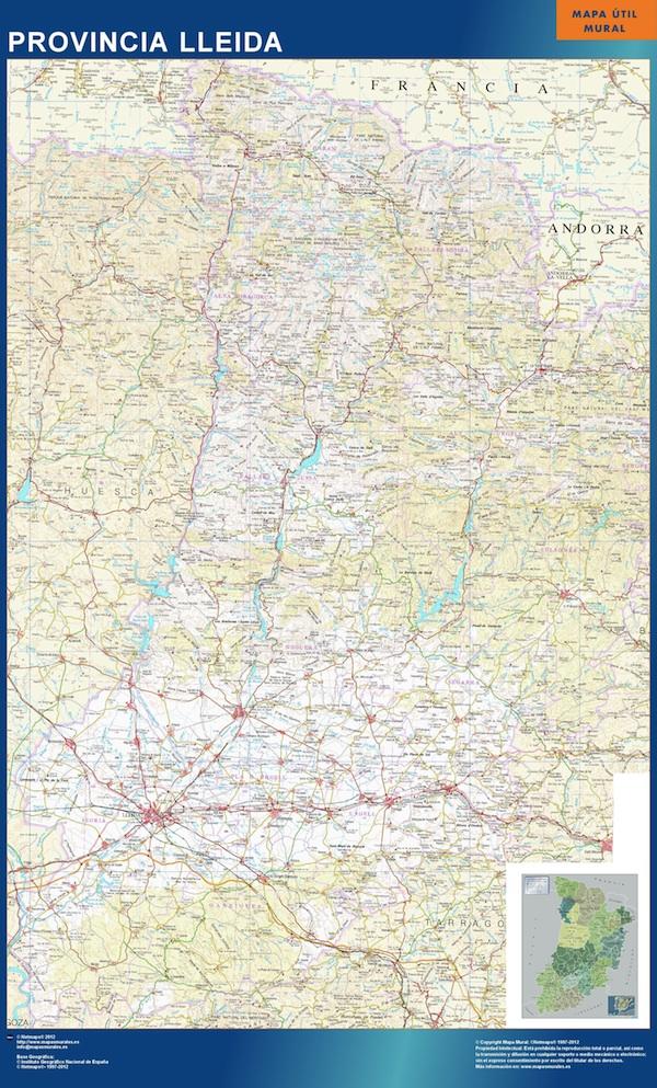 Lleida i provincia lleida 4528