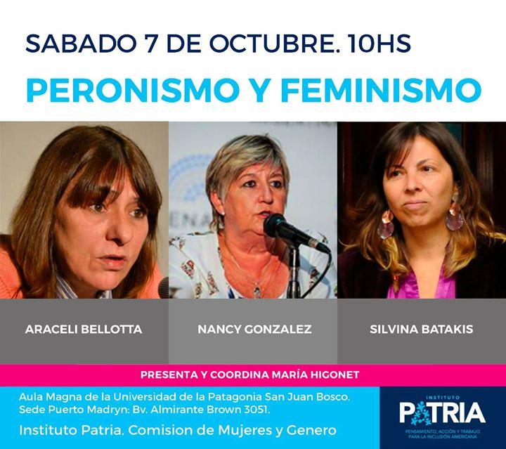 Mujeres árabes en Puerto Madryn 6633