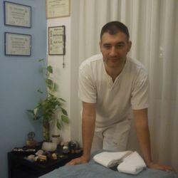 Sensacional masajista cubana 8137