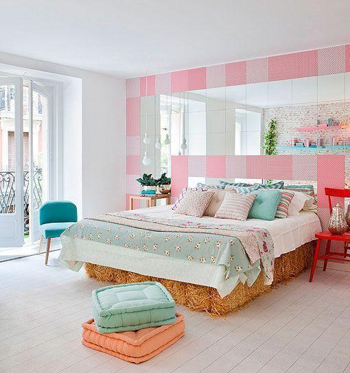 Dormitorio bien decorados 2534