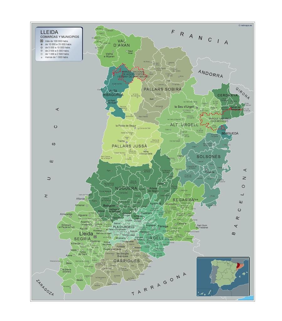 Lleida i provincia lleida 4871