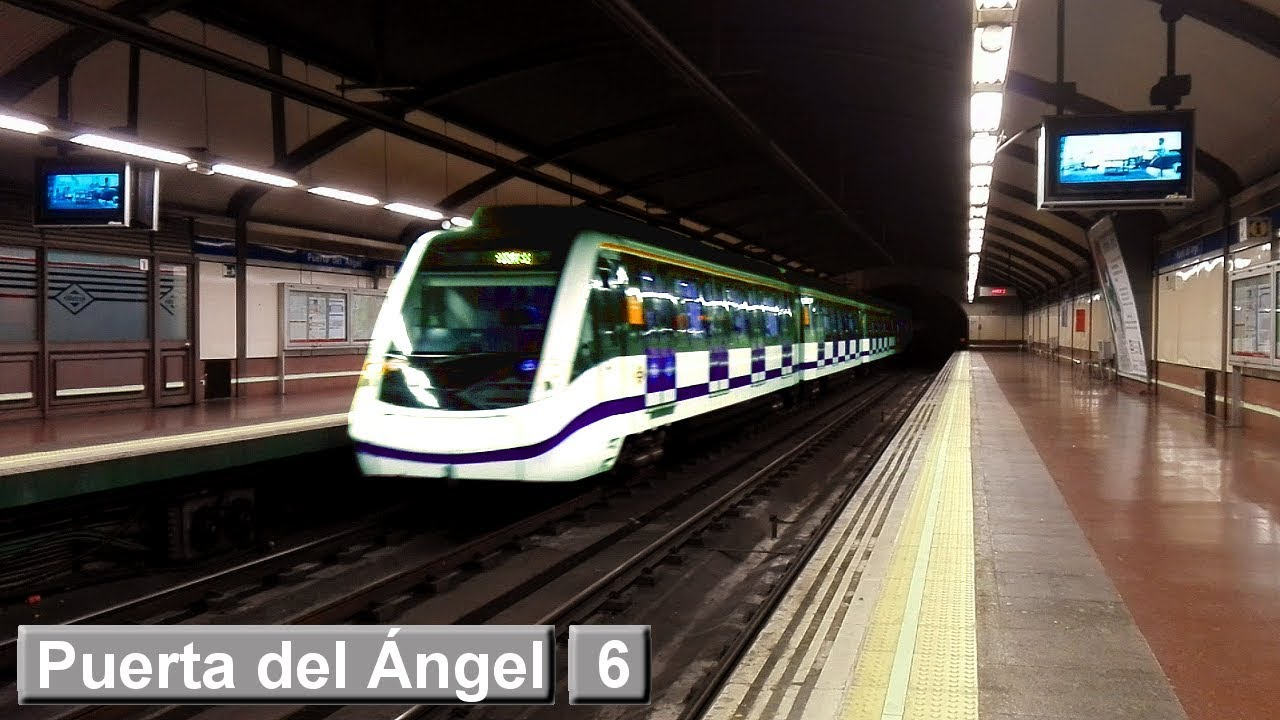 Putas metro puerta del angel 81