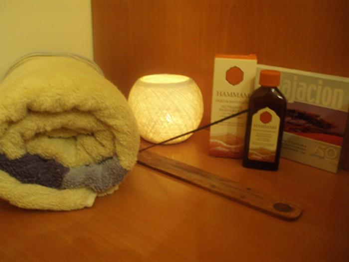 Se trata de un masaje relajante con muchos detalles Escondido 2551